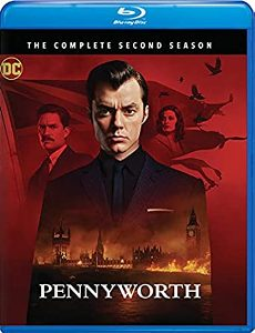 Pennyworth: The Complete 2nd Season [Blu-ray] DVD cover