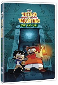 Victor and Valentino: Folk Art Foes DVD cover