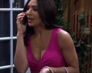 """Gabi in """"Days of Our Lives"""" 8/17/21"""