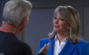 """John and Marlena in """"Days of Our Lives"""" 8/18/21"""