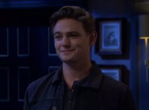"""Johnny in """"Days of Our Lives"""" 8/18/21"""