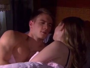 """Tripp and Allie in """"Days of Our Lives"""" 8/19/21"""