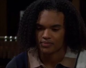 """Theo in """"Days of Our Lives"""" 8/19/21"""