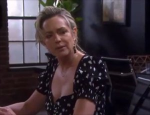 """Nicole in """"Days of Our Lives"""" 8/20/21"""
