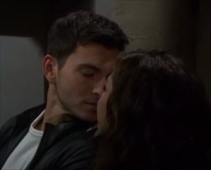 """Ben and Ciara in """"Days of Our Lives"""" 8/23/21"""