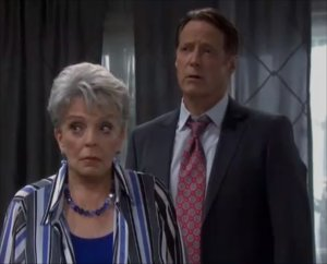 """Jack and Julie in """"Days of Our Lives"""" 8/23/21"""