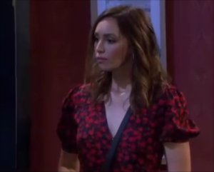 """Gwen in """"Days of Our Lives"""" 8/24/21"""