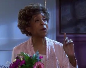 """Olivia in """"Days of Our Lives"""" 8/24/21"""