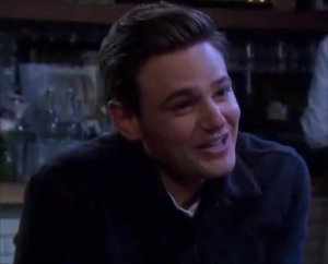 """Johnny in """"Days of Our Lives"""" 8/24/21"""