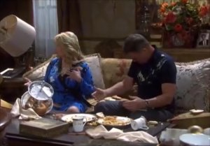"""Justin and Bonnie from """"Days of Our Lives"""" 8/26/21"""