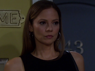 """Ava on """"Days of Our Lives"""" 8/10/21"""