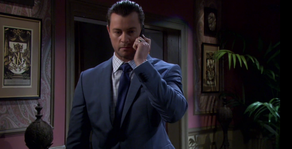 """EJ on """"Days of Our Lives"""" 8/11/21"""