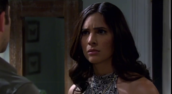 """Gabi on """"Days of Our Lives"""" 8/11/21"""