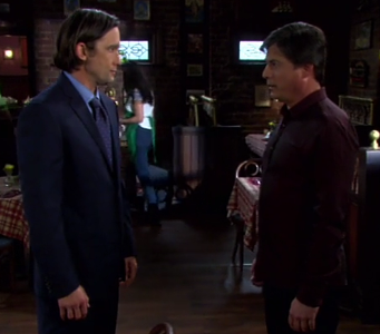 """Philip and Lucas on """"Days of Our Lives"""" 8/9/21"""