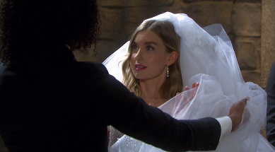 Theo discovers Claire is standing in for Ciara 7/22/21