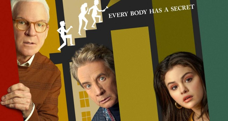 """Steve Martin, Martin Short and Selena Gomez in """"Only Murders in the Building"""""""