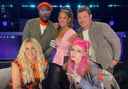 """Judges and host of """"Alter Ego"""" on FOX"""