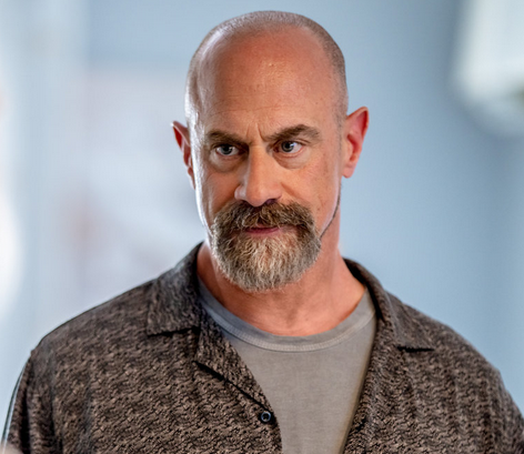 """Christopher Meloni of """"Law & Order: Organized Crime"""" on NBC"""
