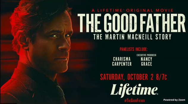 poster for The Good Father: The Martin MacNeill Story