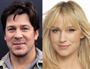"""Christian Kane and Beth Riesgraf of """"Leverage: Redemption"""" on IMDb TV"""