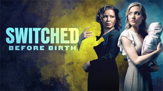"""""""Switched Before Birth"""" poster"""